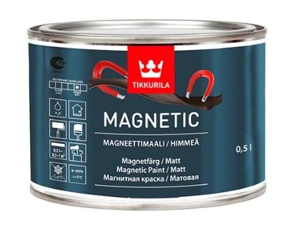 Магнитная краска Tikkurila
