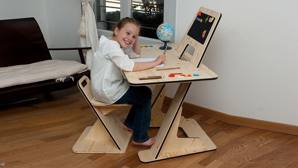 Детский столик из фанеры своими руками 276
