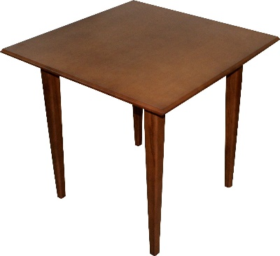 Стол с квадратной столешницей