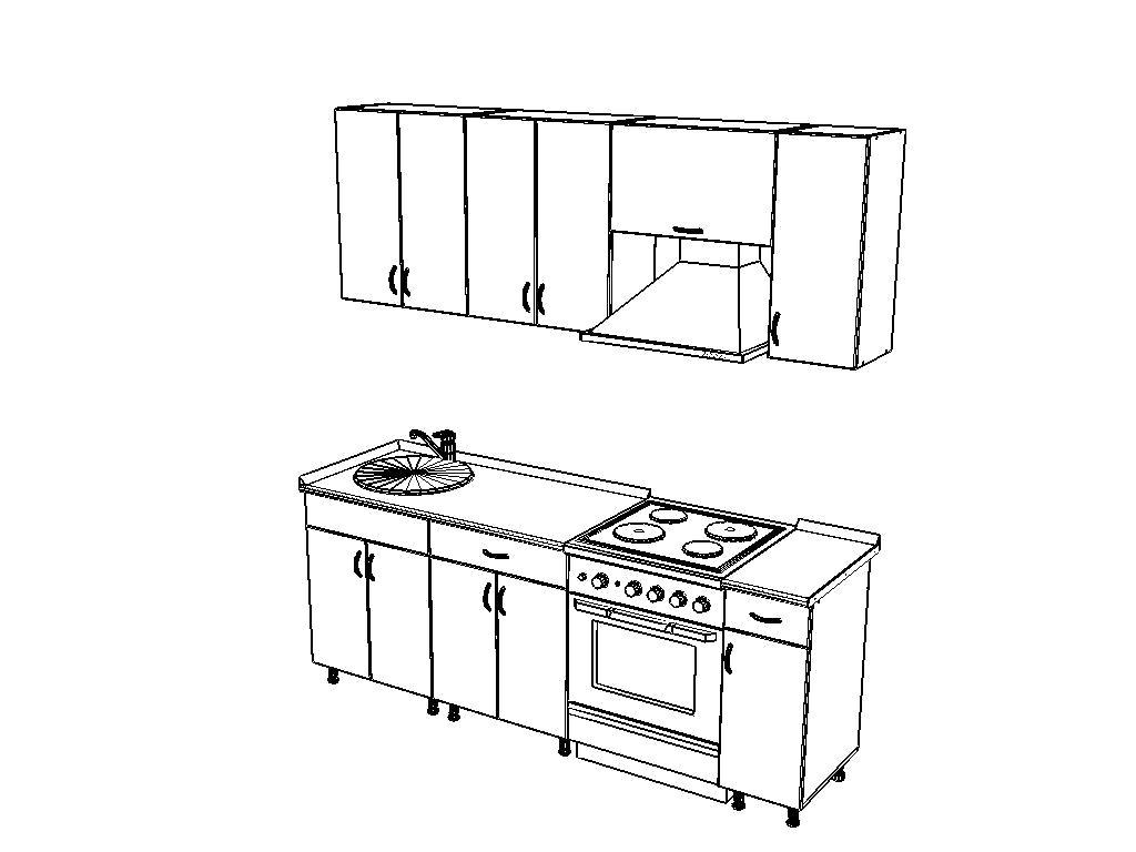 Схема сборки угловой кухни фото 179
