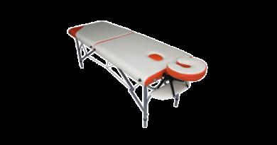 Профессиональный складной массажный стол