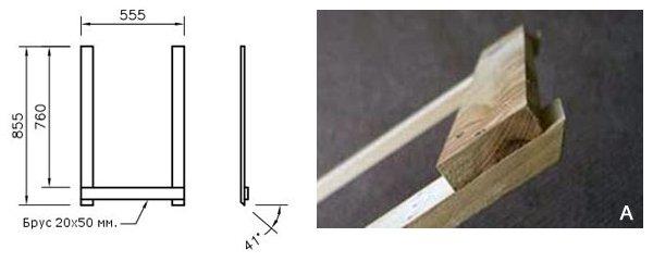 Ножки для массажного стола
