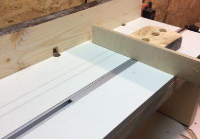 Чертеж фрезерного стола с инструкцией для сборки своими руками